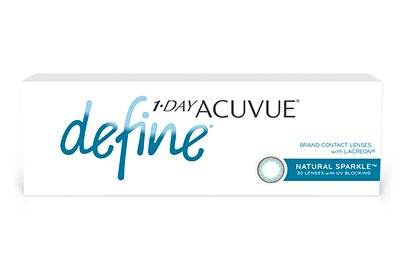 1-Day Acuvue Define Sparkle (30)